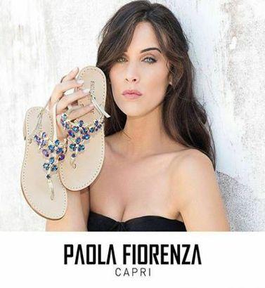 Paola Fiorenza Capri Sandals